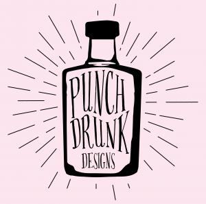 Punch Drunk Design Co. Logo